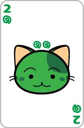 猫トランプ【楽2】