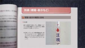 第Z水準 標識教本シリーズ【注視】