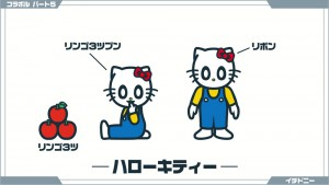 【コラボル】05.ハローキティ